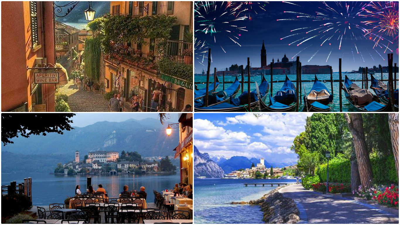 Top 10 magical places to visit in italy for Best places to go in italy