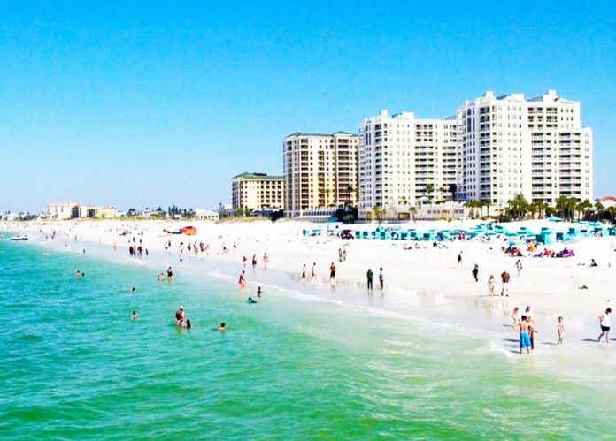 Top 10 best beaches in the usa for Nice beaches in usa