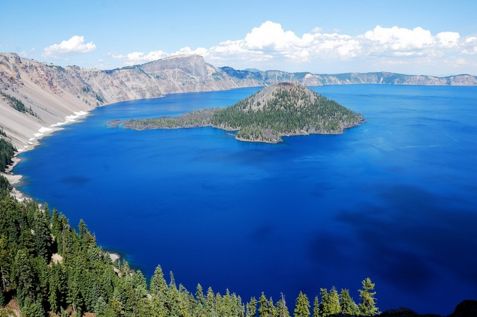 crater lake big and beautiful singles Green lake, a great hike, so beautiful  visit crater lake national park in oregon  this is just one of the many sites you could see on a singles adventure.