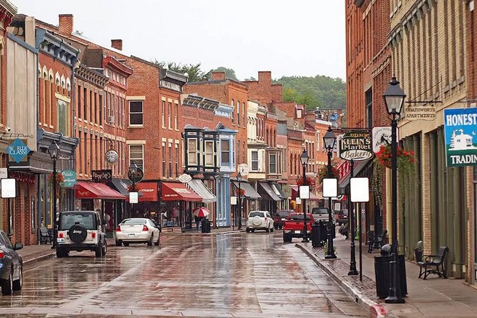 The Most Beautiful Small Towns In America By State Autos