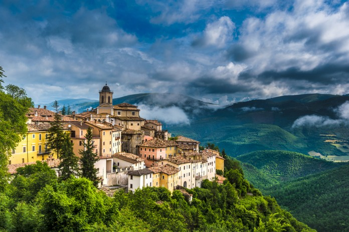 7 Most Beautiful Towns and Villages in Umbria