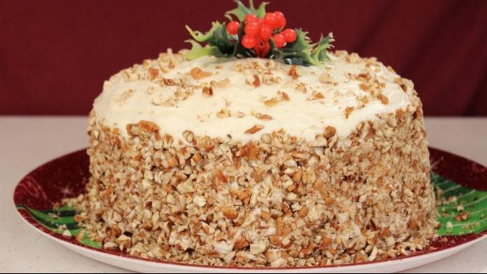 Traditional Italian Wedding Cake