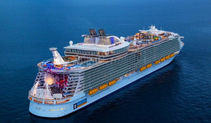 The Worlds Largest Most Luxury Cruise Ship - New luxury cruise ships