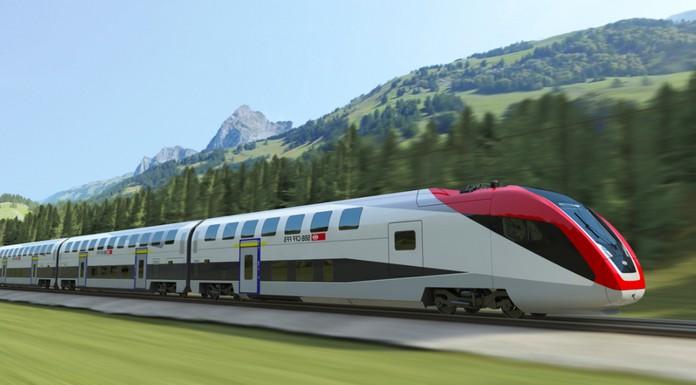 This Amazing New High Speed Train Will Travel You Around